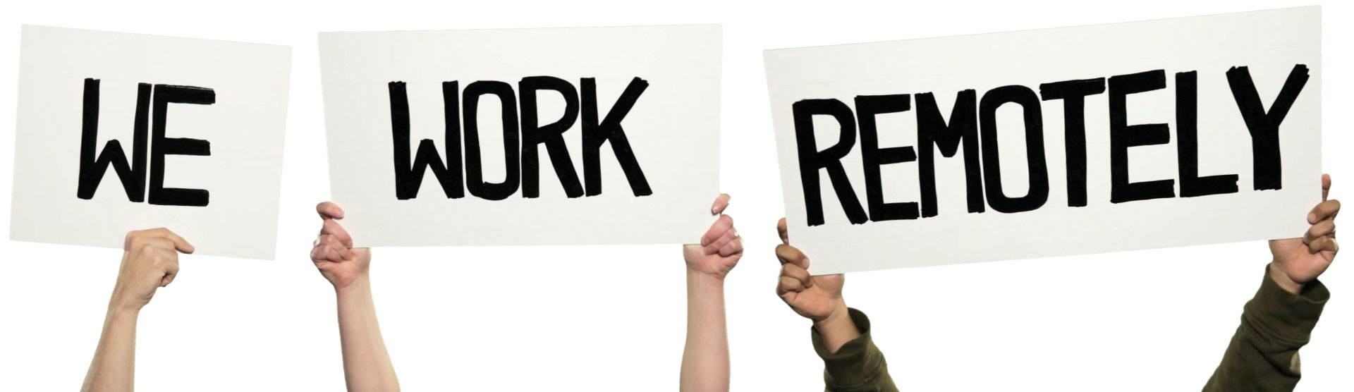 We Work Remotely Logo