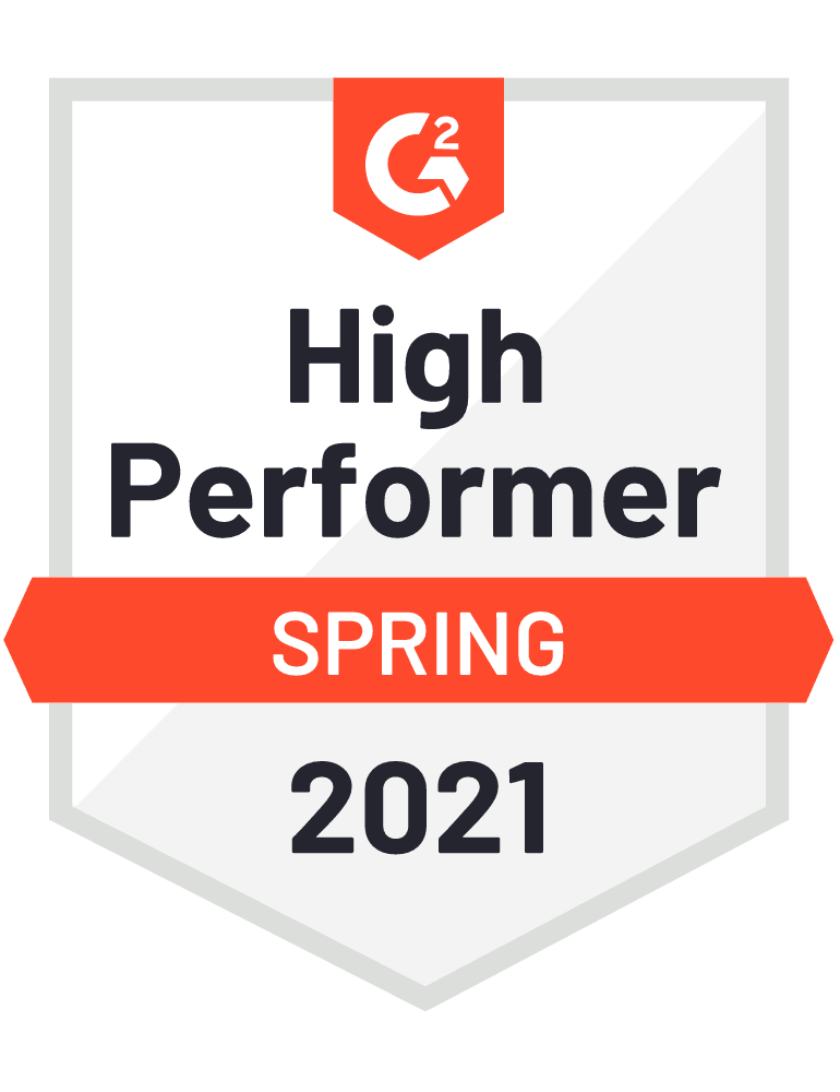 High Performer Award