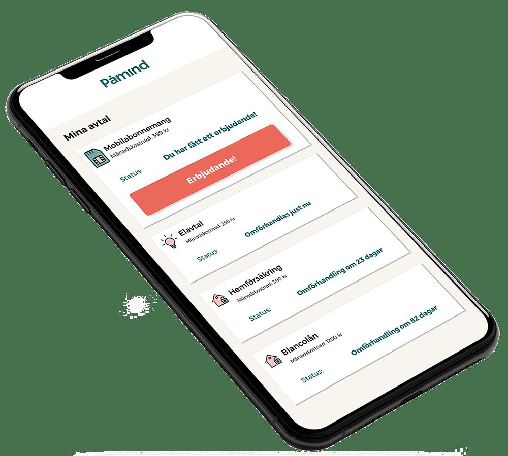Panind app