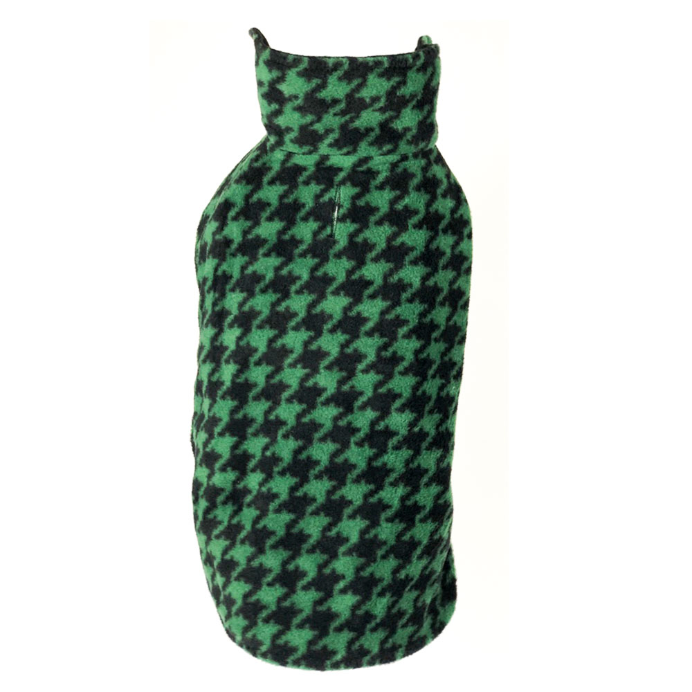 Emerald Houndstooth