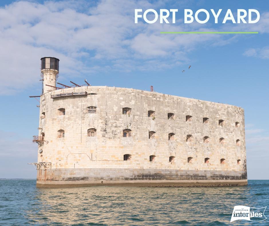 Cap vers le Fort Boyard !