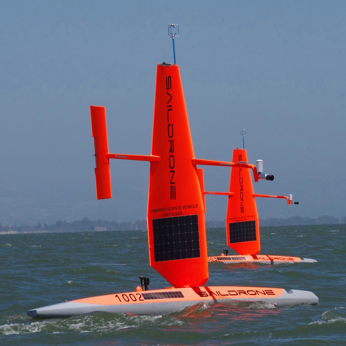 How a Fleet of Wind-Powered Ocean Drones Is Changing Our Understanding of the Oceans