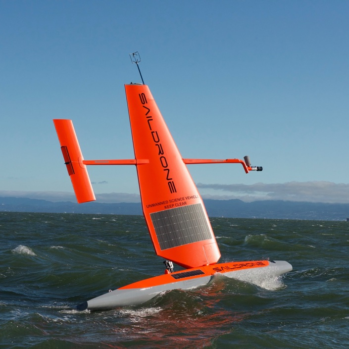 Saildrone Award Winners Address Big Questions with Autonomous Technology