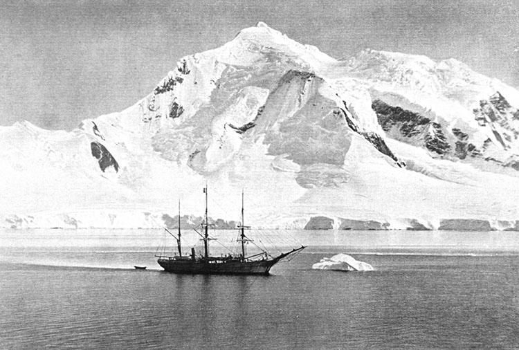 Belgica Antarctic Expedition