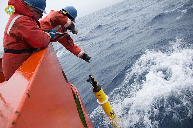 soccom float deployment southern ocean