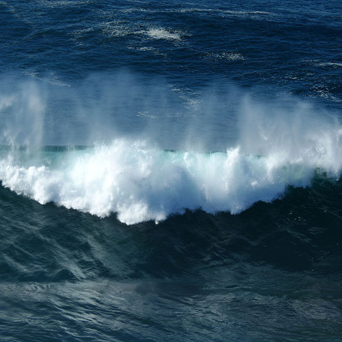 Measuring Wave Height in the Southern Ocean