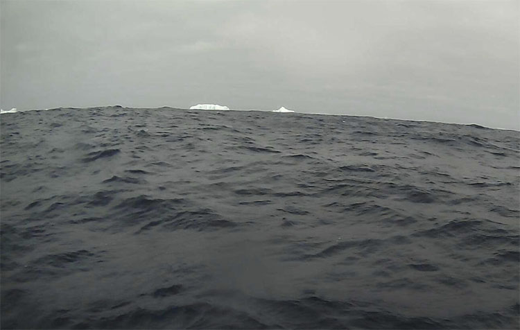 Saildrone Iceberg Alley Southern Ocean