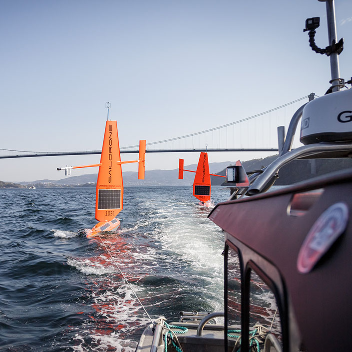 Norway Launches Saildrone USVs in the North Sea for Fisheries Research