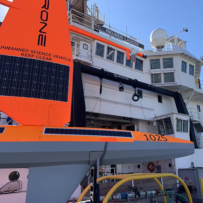 Fleet of 7 Saildrone USVs to Survey US West Coast for NOAA Fisheries