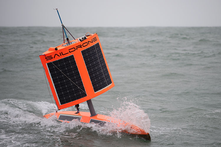 Saildrone 1020 Antarctic circumnavigation
