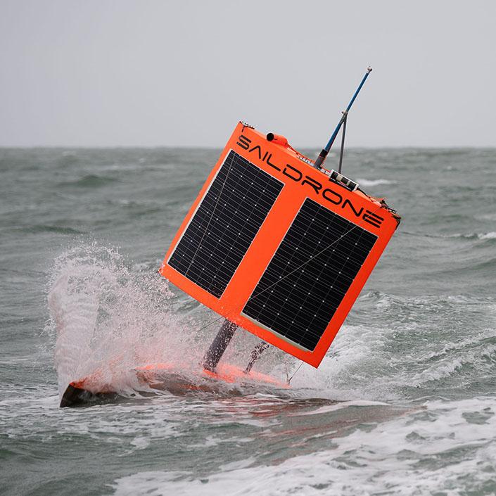 Saildrone Completes First Autonomous Circumnavigation of Antarctica
