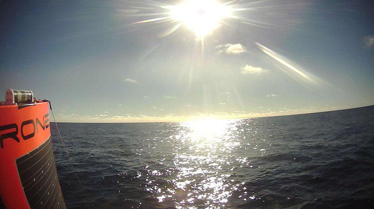 Saildrone sunrise Southern Ocean