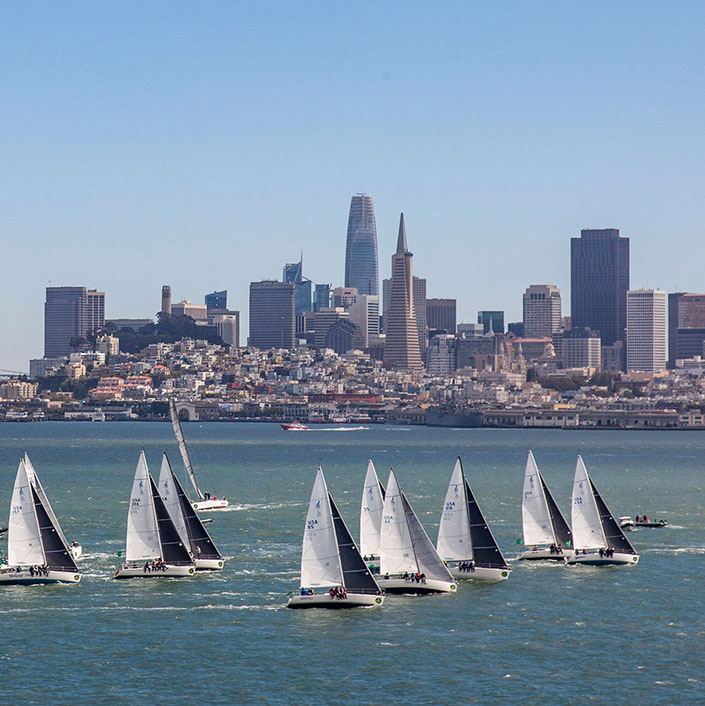 Gain a Competitive Advantage on the Water with Saildrone Forecast