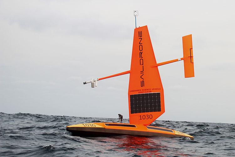 SD 1030 in the Atlantic Ocean
