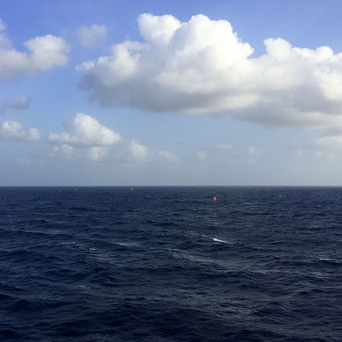 Studying Tropical Air-Sea Interactions in the Atlantic