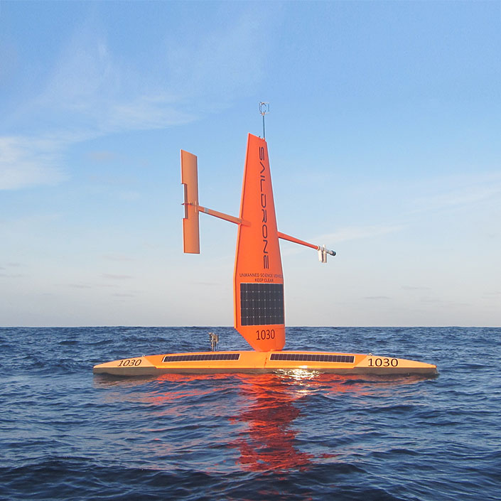 Saildrone In Situ Observation: A Single Platform with a Multi-Purpose