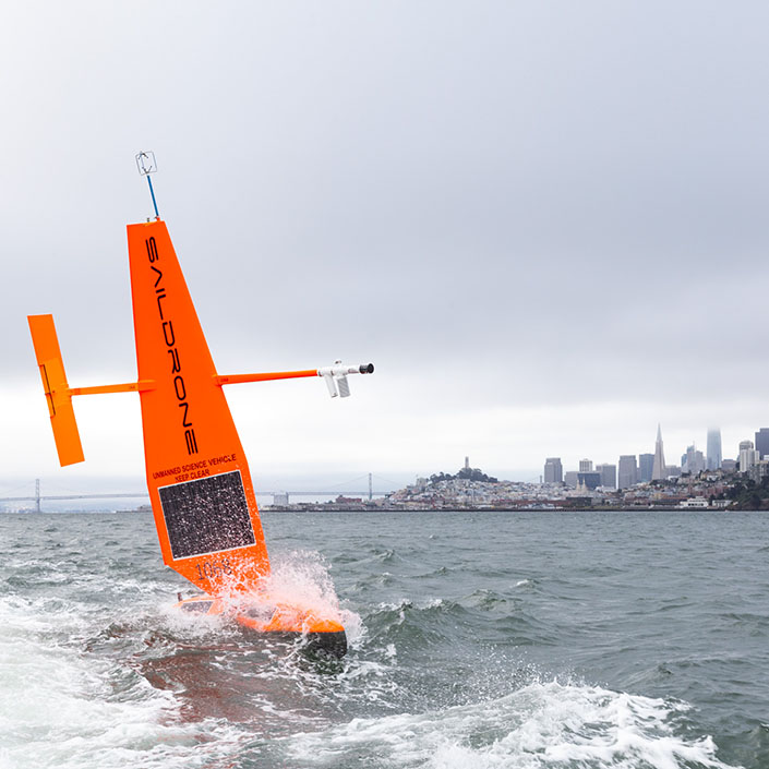 Saildrone Joins the Alliance for Digital Innovation