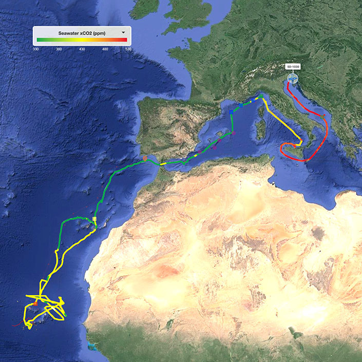Atlantic to Med: An Historic 5,000+ Nautical Mile Voyage for Science