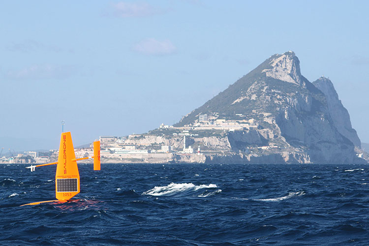SD 1053 and Rock of Gibraltar