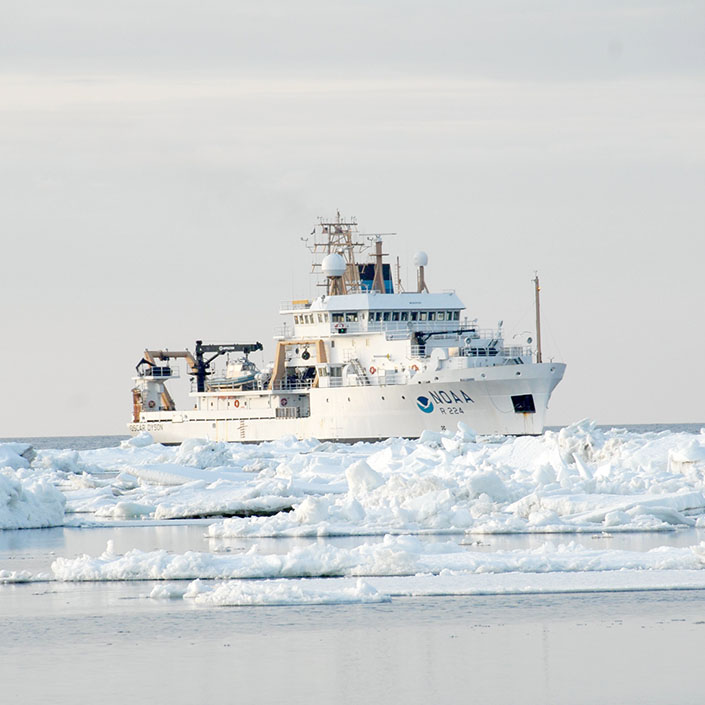 Environmental Changes in the Arctic Put Pressure on Fisheries Data Collection and Management
