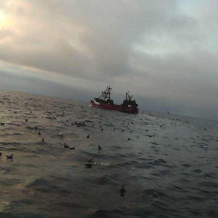 Combating IUU Fishing with Autonomous Vehicles