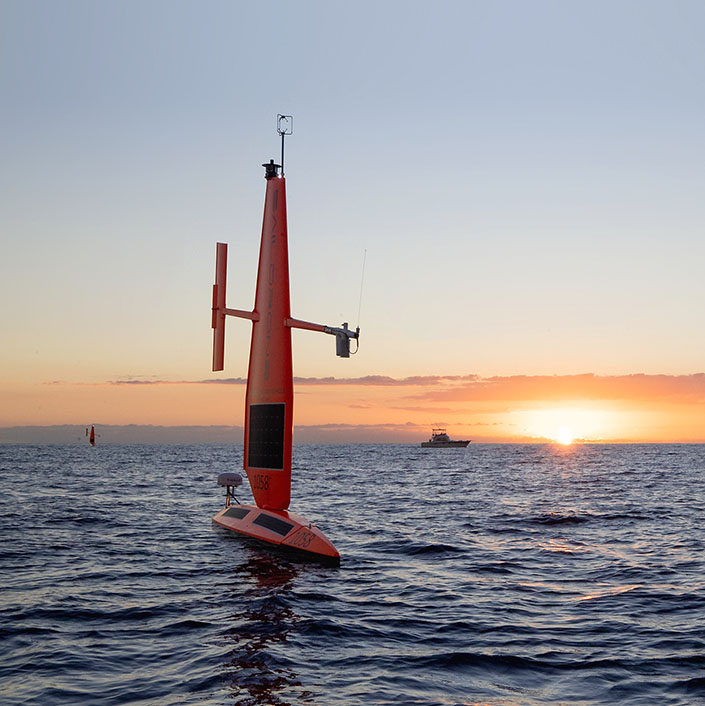 Saildrone Wraps Up Successful MDA Demonstration for USCG