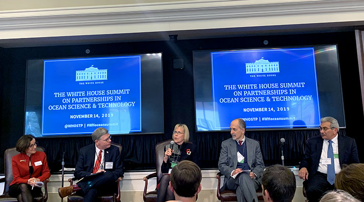 2019 White House Summit on Partnerships in Ocean Science and Technology