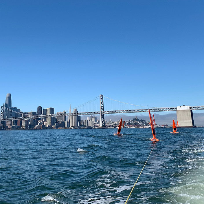 USVs Complete Milestone Alaska Fisheries Survey