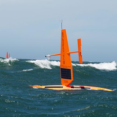 Saildrone to Launch Transformative Gulf Stream Mission