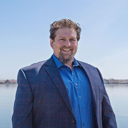 Andy Ziegwied Joins Saildrone as VP of Ocean Data