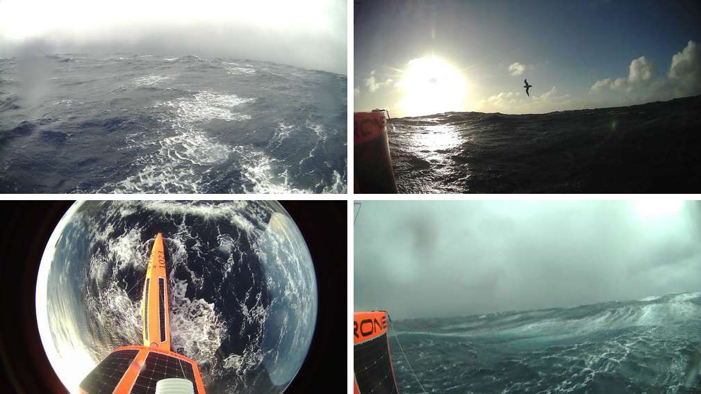 Conditions in the Southern Ocean