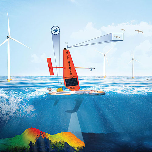 How Ocean Drones Can Help Enable Renewable Energy