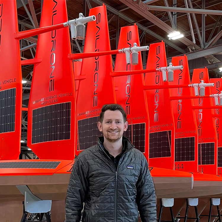 Saildrone Ramps Up Maritime Security Capabilities with Key Hires from Navy, Coast Guard