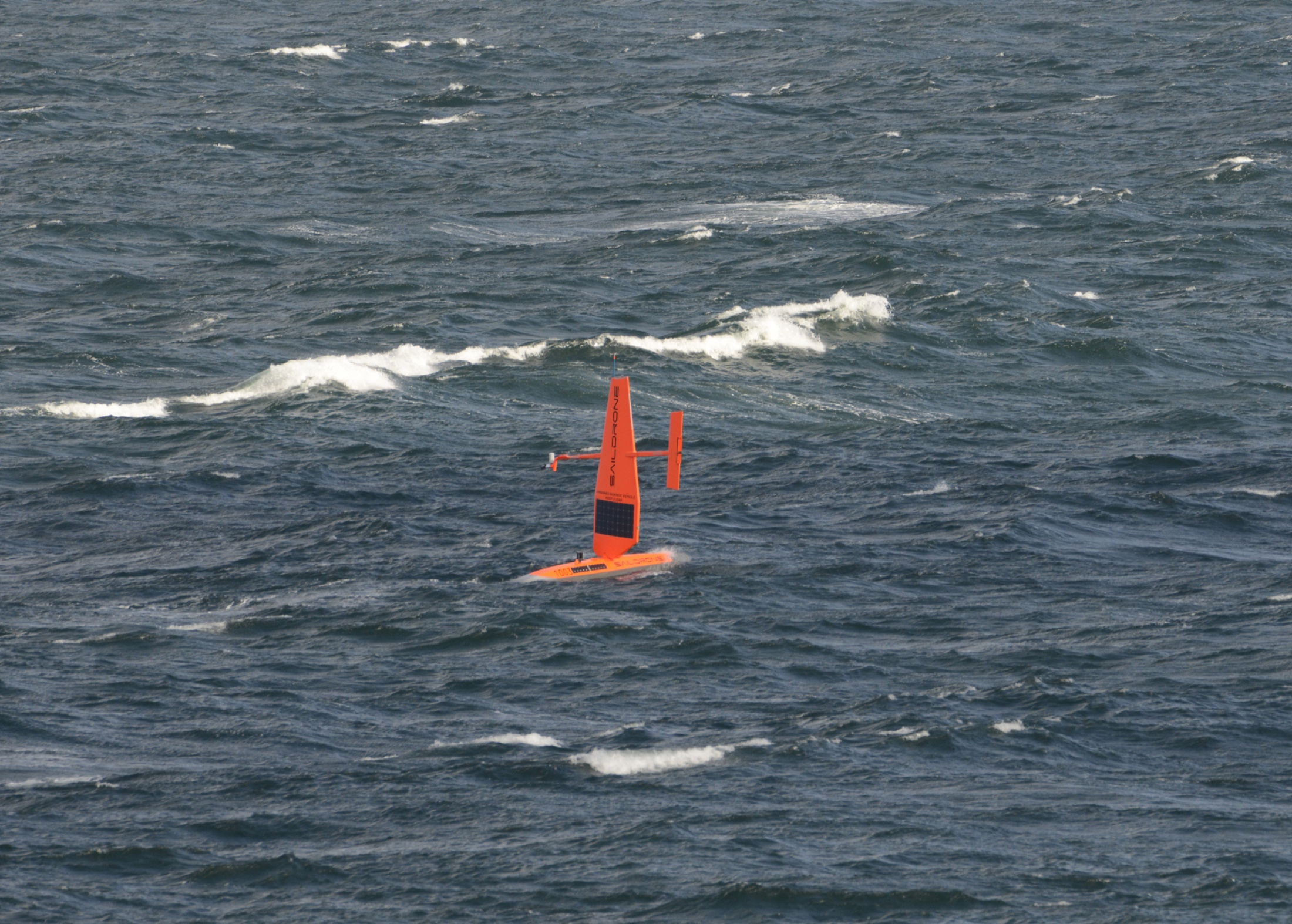 Saildrone in the Chukchi Sea