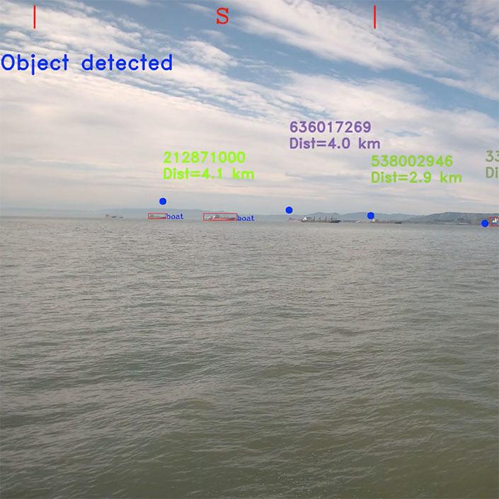 Saildrone maritime domain awareness solutions