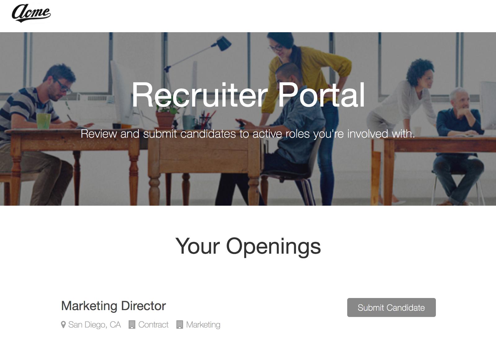 breezy recruiter portal