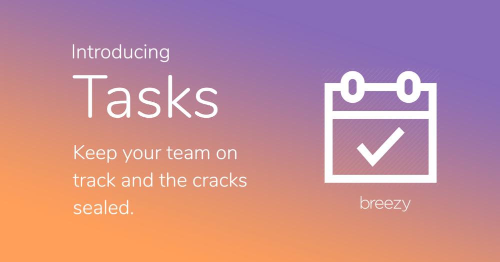 breezy tasks