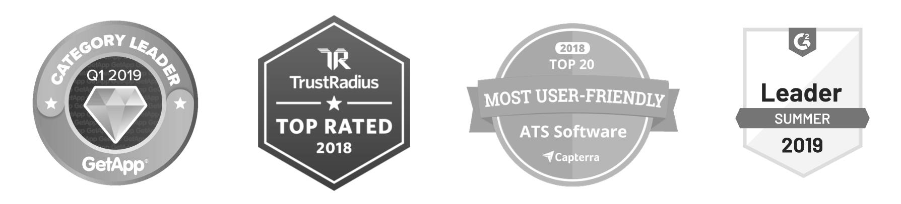 breezy satisfaction badges