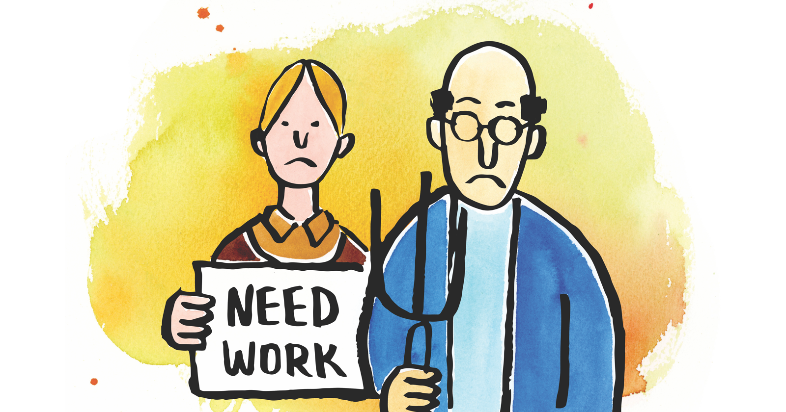 older worker discrimination