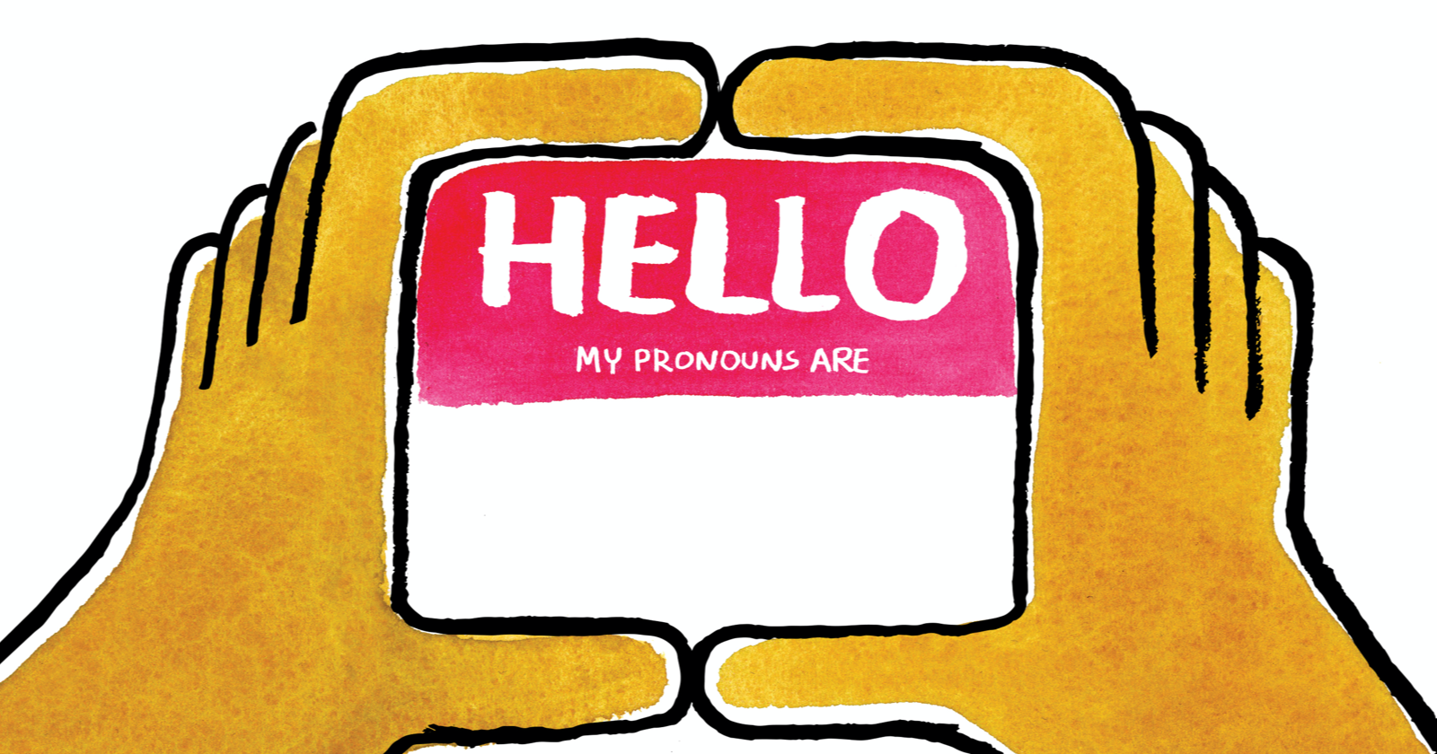 gender pronouns at work