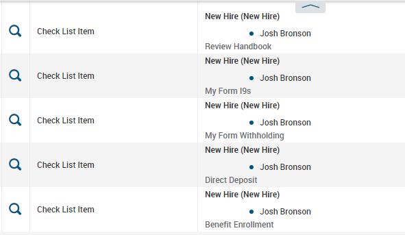 kronos workforce ready employee checklist