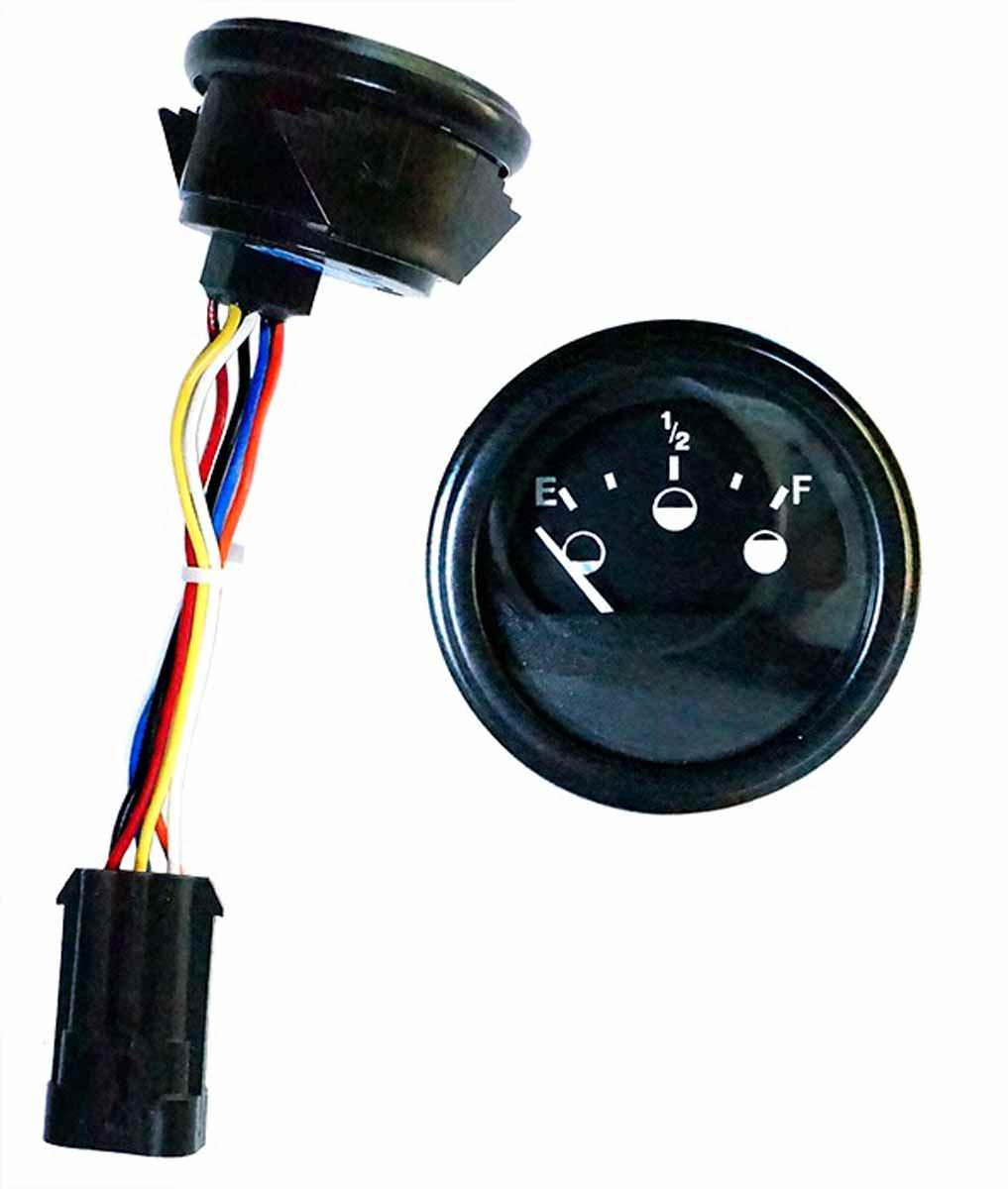 [TBQL_4184]  State Of Charge Meter For EZGO RXV Golf Carts | Images Of Ez Go Wiring Diagram Battery Indicator |  | 3 Guys Golf Carts