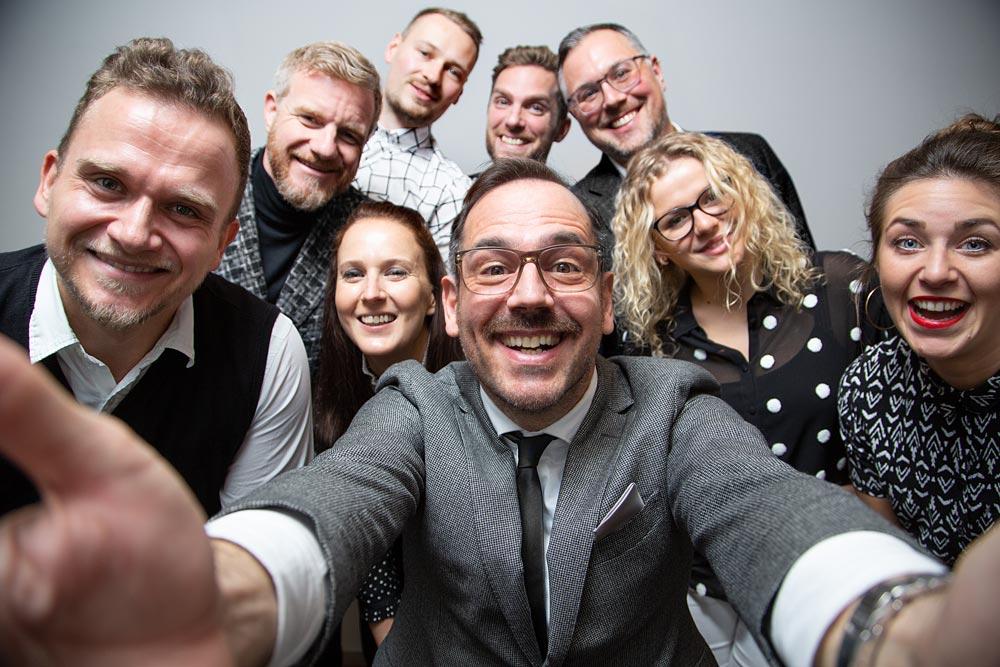 Das beste Eis Media-Agentur Mitarbeiter Frankfurt