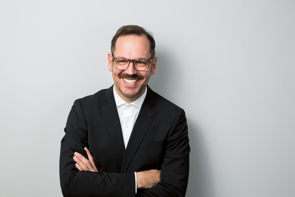 Das beste Eis Geschäftsführer Andreas Ebert