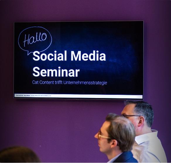 Social Media Seminar bei Das beste Eis Media-Agentur Frankfurt
