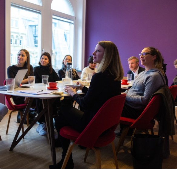Performance Recruitment Seminar bei Das beste Eis Media-Agentur Frankfurt