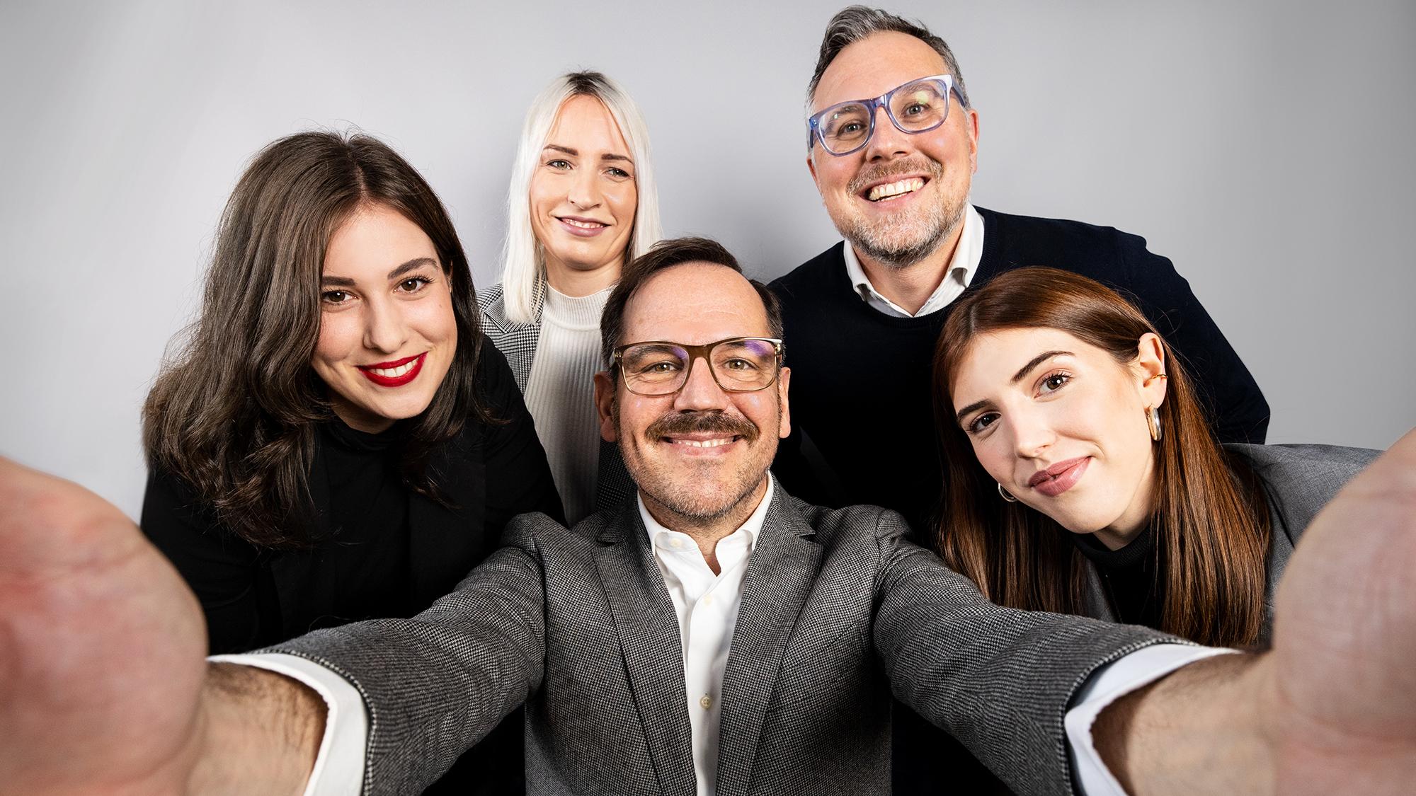 Das beste Eis Media-Agentur Team Frankfurt