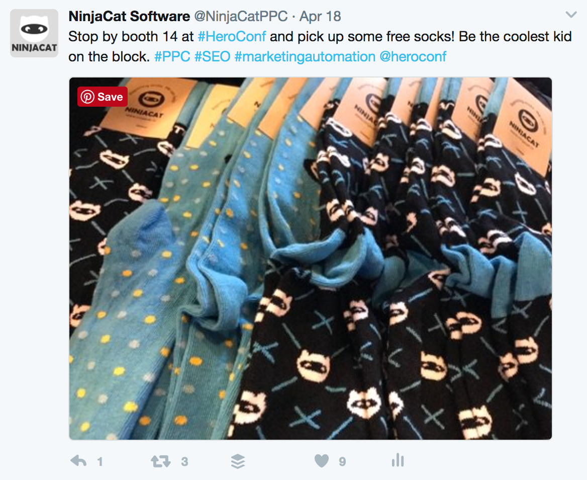 Did you get your NinjaCat socks?