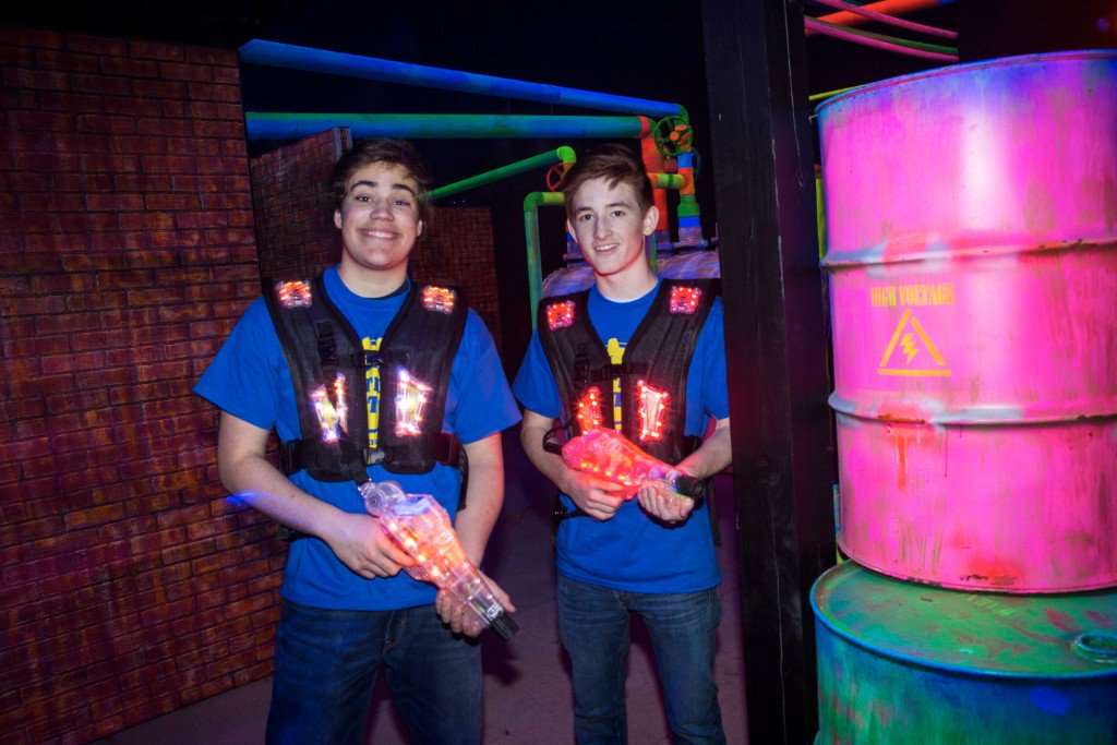 kids laser tag minneapolis