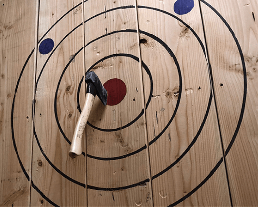 The Ultimate Axe Throwing Guide